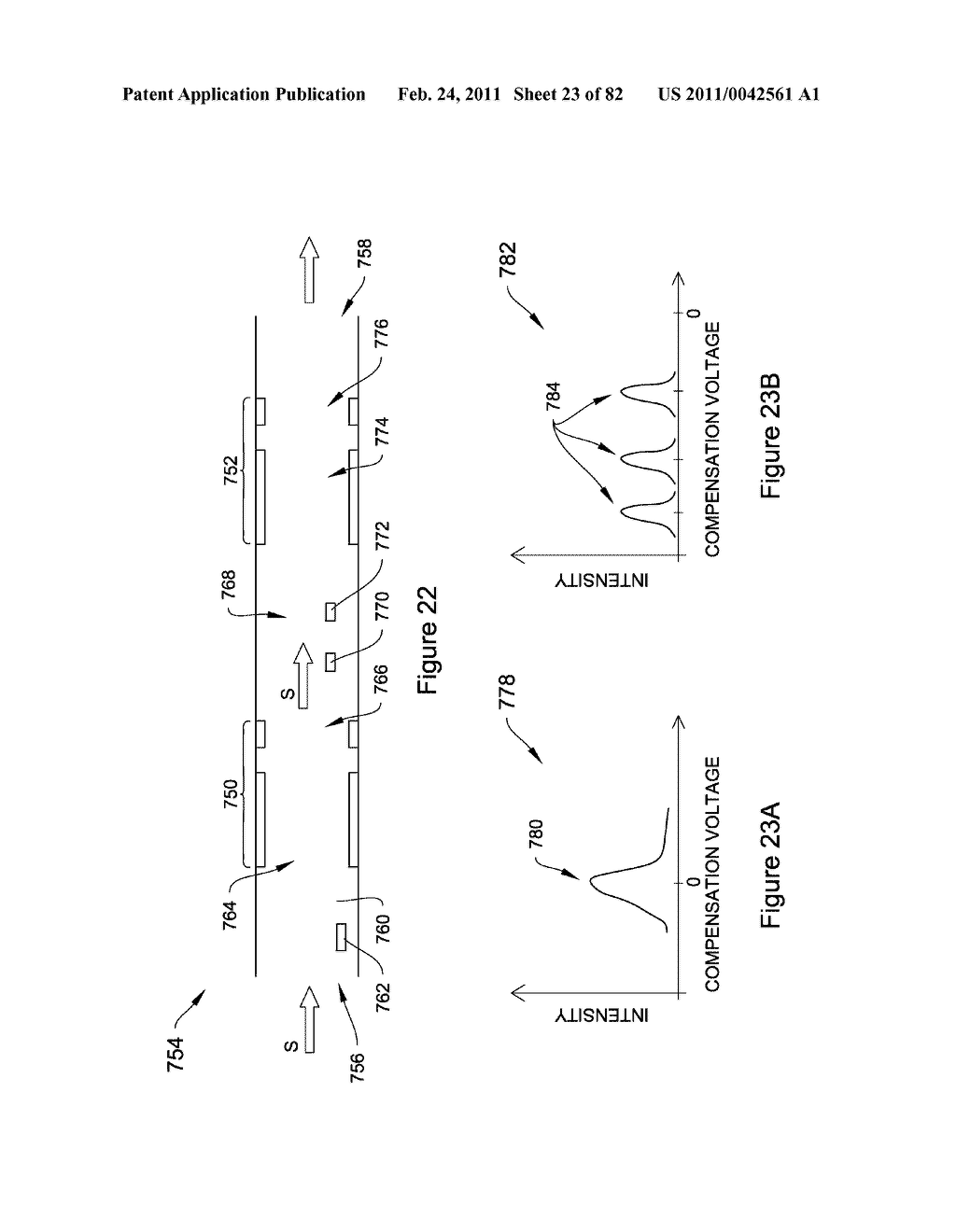 METHODS AND APPARATUS FOR ENHANCED ION BASED SAMPLE DETECTION USING SELECTIVE PRE-SEPARATION AND AMPLIFICATON - diagram, schematic, and image 24