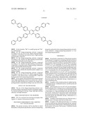 CHARGE-TRANSPORTING POLYMER COMPOUND AND ORGANIC ELECTROLUMINESCENCE ELEMENT USING THE SAME diagram and image
