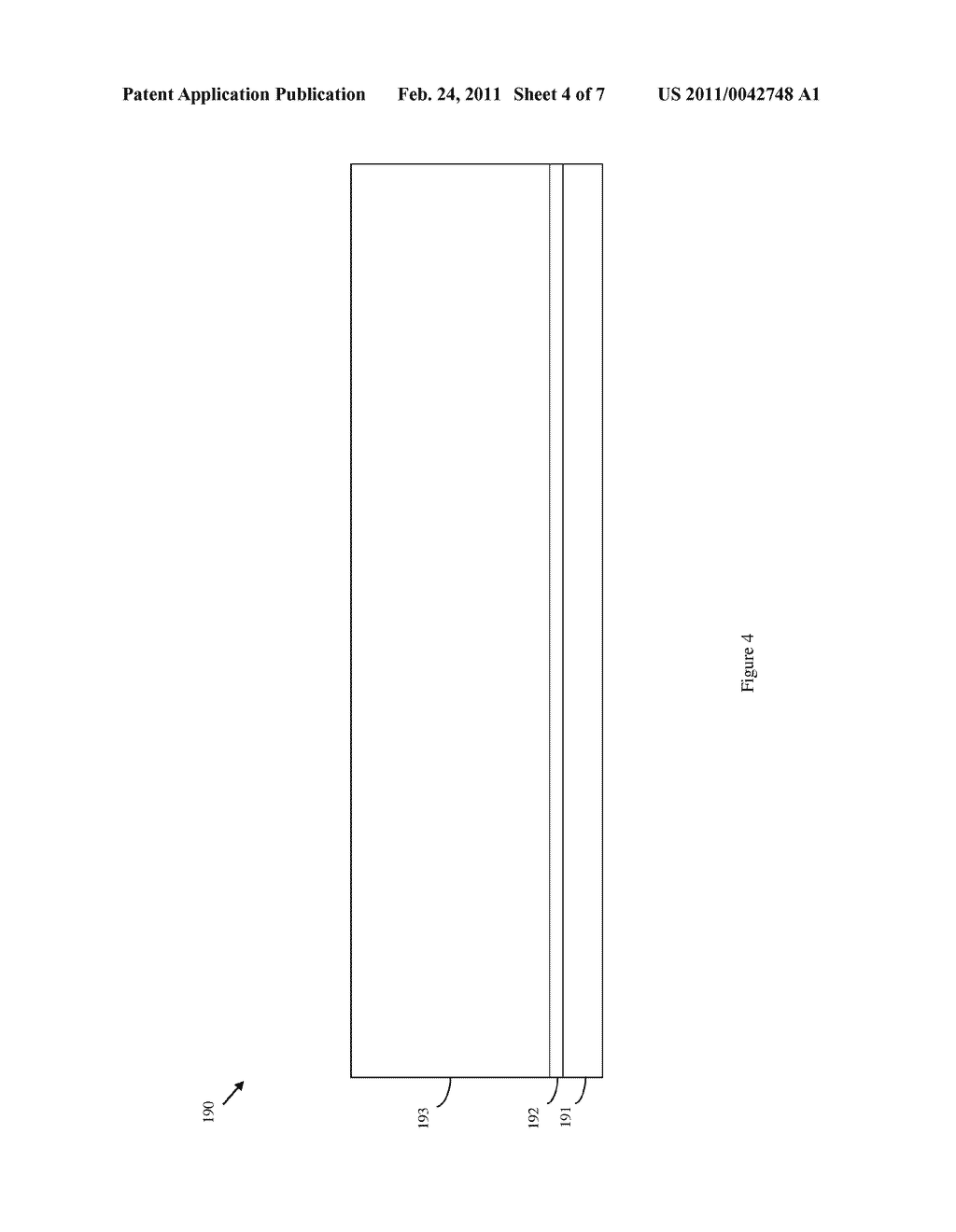 MULTI-GATE NON-PLANAR FIELD EFFECT TRANSISTOR STRUCTURE AND METHOD OF FORMING THE STRUCTURE USING A DOPANT IMPLANT PROCESS TO TUNE DEVICE DRIVE CURRENT - diagram, schematic, and image 05