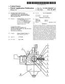 Readjustment-Preventing Carburetor And A Method For Preventing The Carburetor From Being Readjusted diagram and image