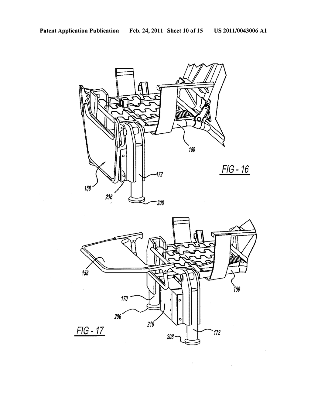 ENTERTAINMENT SEAT - diagram, schematic, and image 11