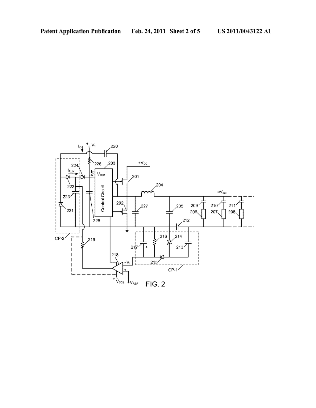 Resonant Inverter With Sleep Circuit - diagram, schematic, and image 03