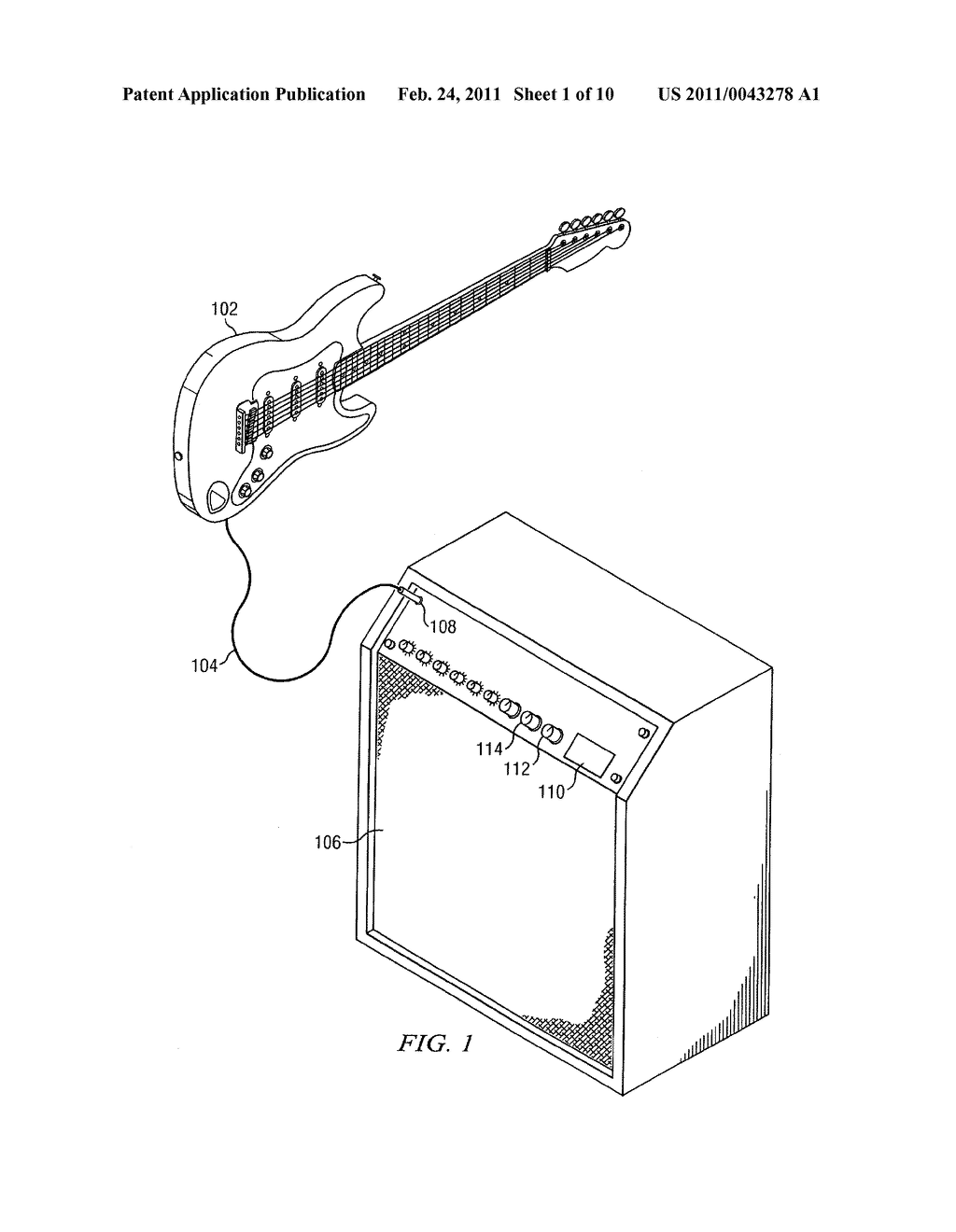 METHOD AND APPARATUS FOR BIASING AN AMPLIFIER - diagram, schematic, and image 02