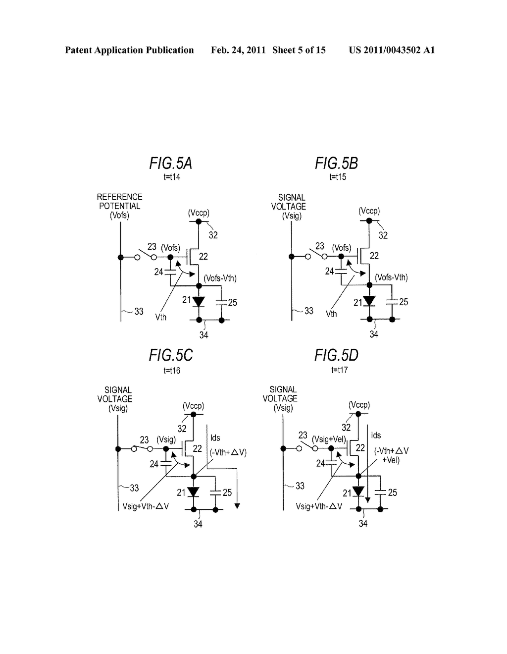 DISPLAY DEVICE AND ELECTRONIC APPARATUS - diagram, schematic, and image 06