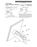 MAGNETIZED EYEWEAR AND MATCHING PICTURE FRAME diagram and image