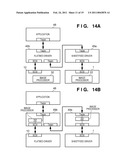 INFORMATION READING SYSTEM FOR READING INFORMATION ON DOCUMENT diagram and image