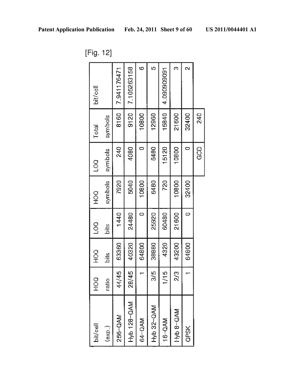 APPARATUS FOR TRANSMITTING AND RECEIVING A SIGNAL AND METHOD OF TRANSMITTING AND RECEIVING A SIGNAL - diagram, schematic, and image 10