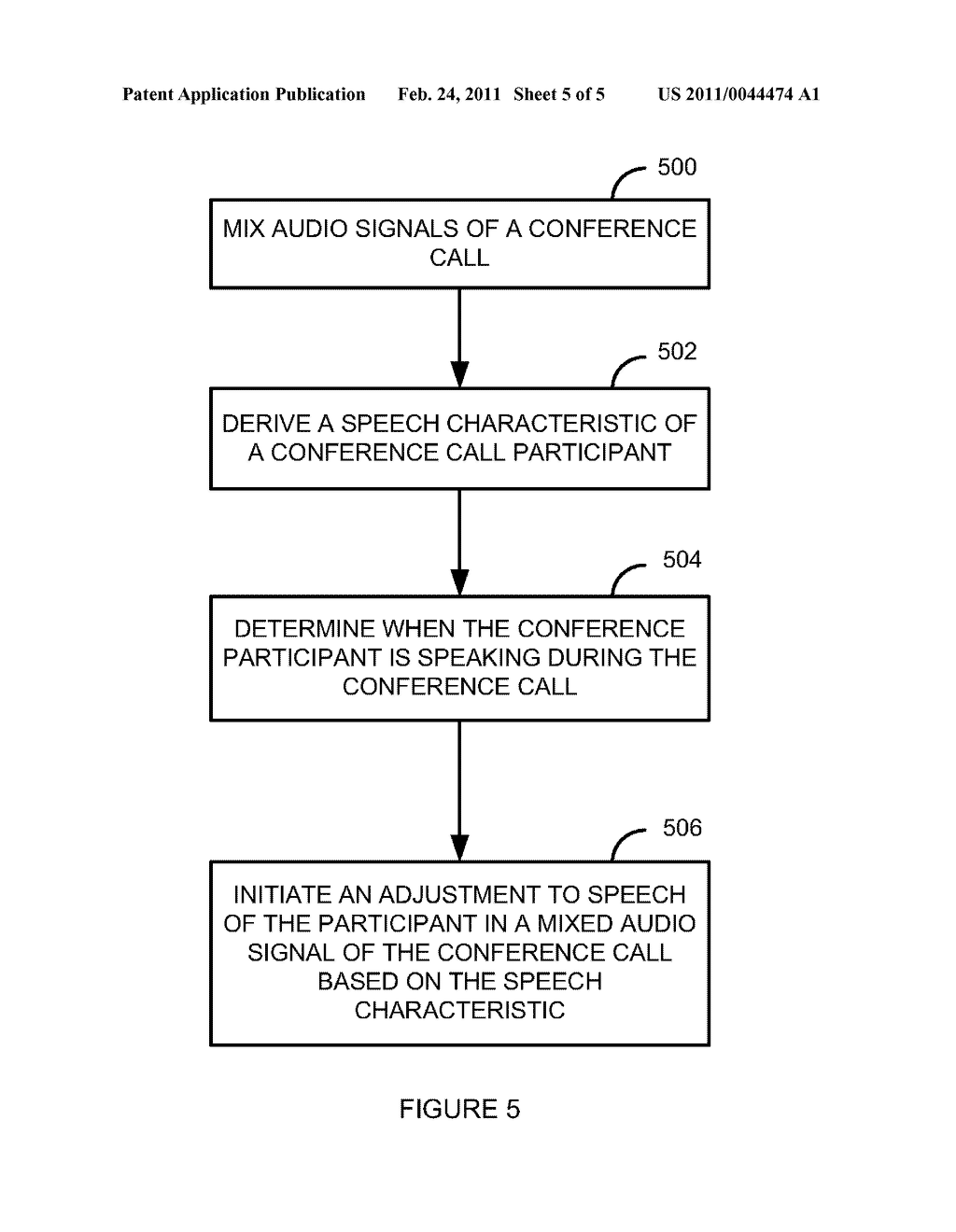 System and Method for Adjusting an Audio Signal Volume Level Based on Whom is Speaking - diagram, schematic, and image 06