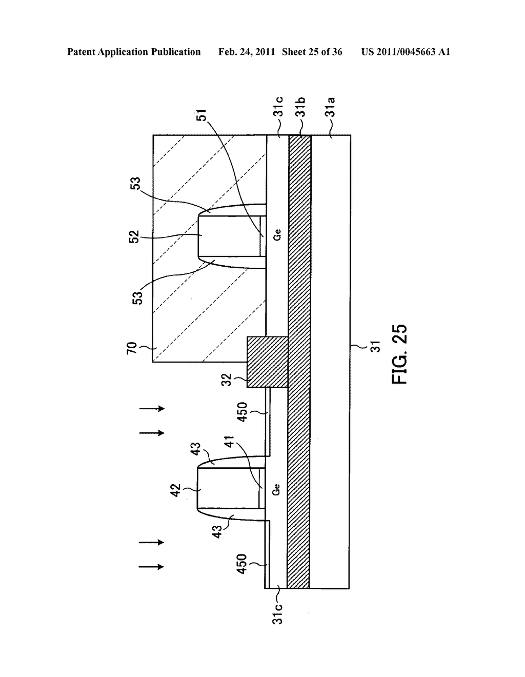 Field-effect transistor and method for fabricating the same - diagram, schematic, and image 26