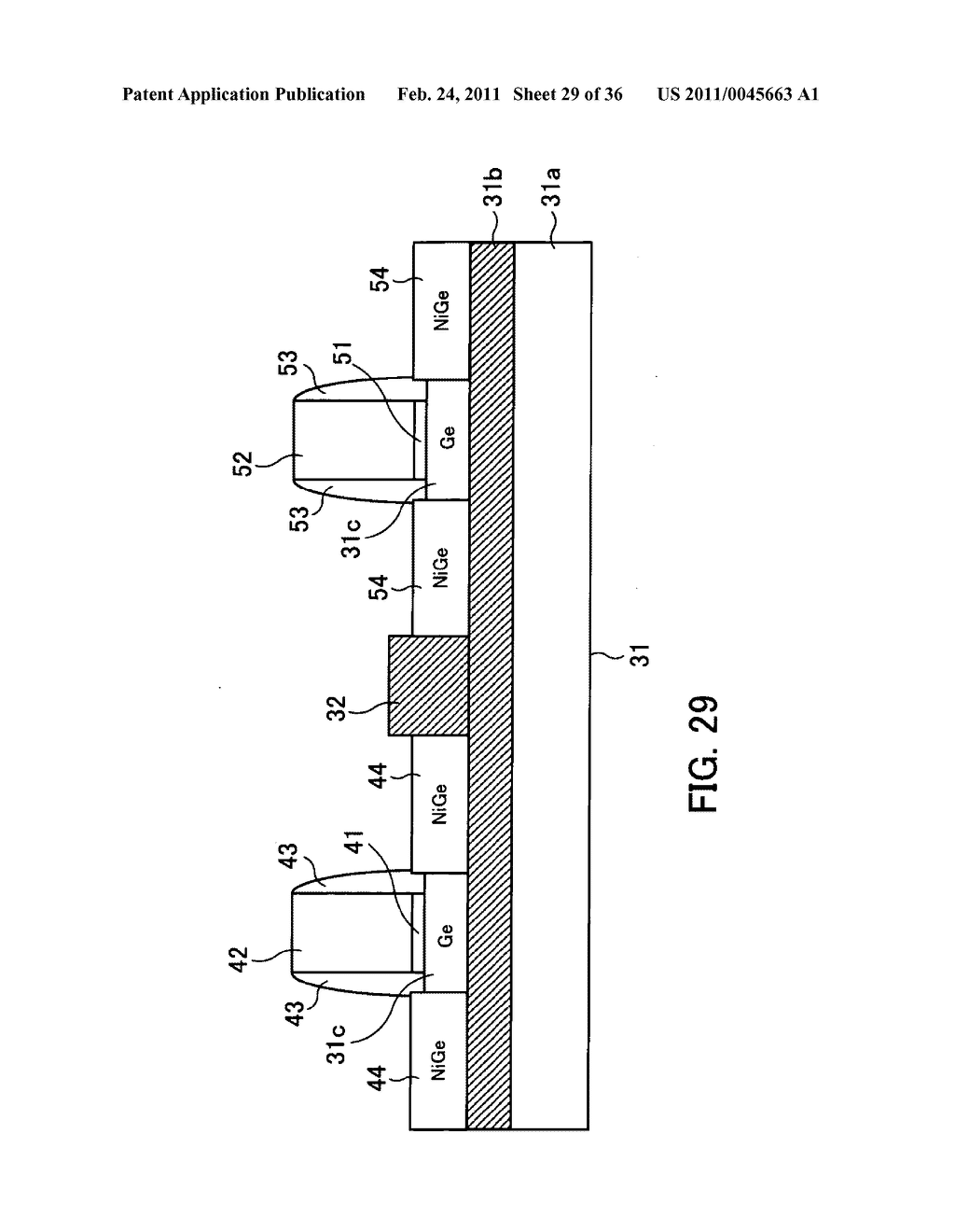 Field-effect transistor and method for fabricating the same - diagram, schematic, and image 30