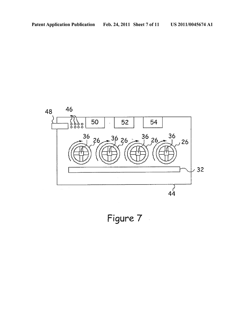 METHOD AND APPARATUS FOR INLINE DEPOSITION OF MATERIALS ON A NON-PLANAR SURFACE - diagram, schematic, and image 08