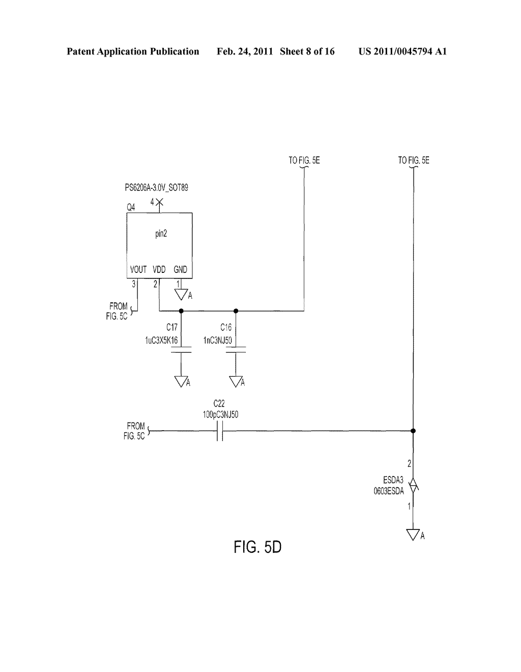 DOCKING UNIT AND VEHICLE POWER ADAPTER WITH FREQUENCY MODULATED AUDIO SIGNAL INJECTION FOR CONNECTING PORTABLE MEDIA PLAYER AND/OR COMMUNICATIONS DEVICE TO VEHICLE FM RADIO AND AUDIO SYSTEM FOR PLAYBACK OF DIGITAL AUDIO BROADCAST STREAM - diagram, schematic, and image 09