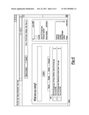 Method and System For Updating A Social Networking System Based On Vehicle Events diagram and image