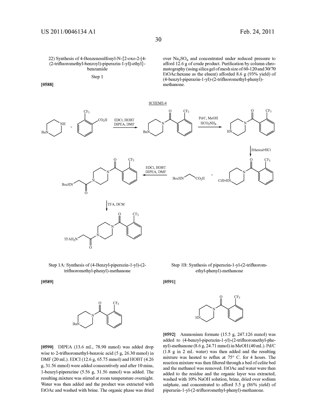 NOVEL PIPERAZINE DERIVATIVES AS INHIBITORS OF STEAROYL-CoA DESATURASE - diagram, schematic, and image 31