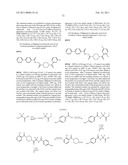 NOVEL PIPERAZINE DERIVATIVES AS INHIBITORS OF STEAROYL-CoA DESATURASE diagram and image