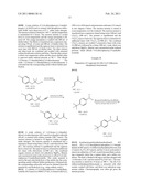 NOVEL COMPOUNDS ADVANTAGEOUS IN THE TREATMENT OF CENTRAL NERVOUS SYSTEM DISEASES AND DISORDERS diagram and image
