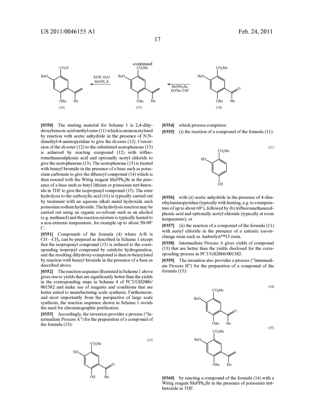 HYDROBENZAMIDE DERIVATIVES AS INHIBITORS OF HSP90 - diagram, schematic, and image 30