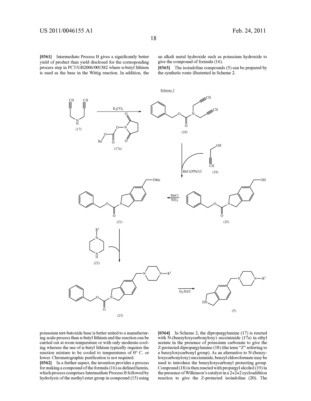 HYDROBENZAMIDE DERIVATIVES AS INHIBITORS OF HSP90 - diagram, schematic, and image 31