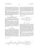 BRANCHED COMPOUNDS, ORGANIC THIN FILMS MADE BY USING THE SAME, AND ORGANIC FILM DEVICES diagram and image