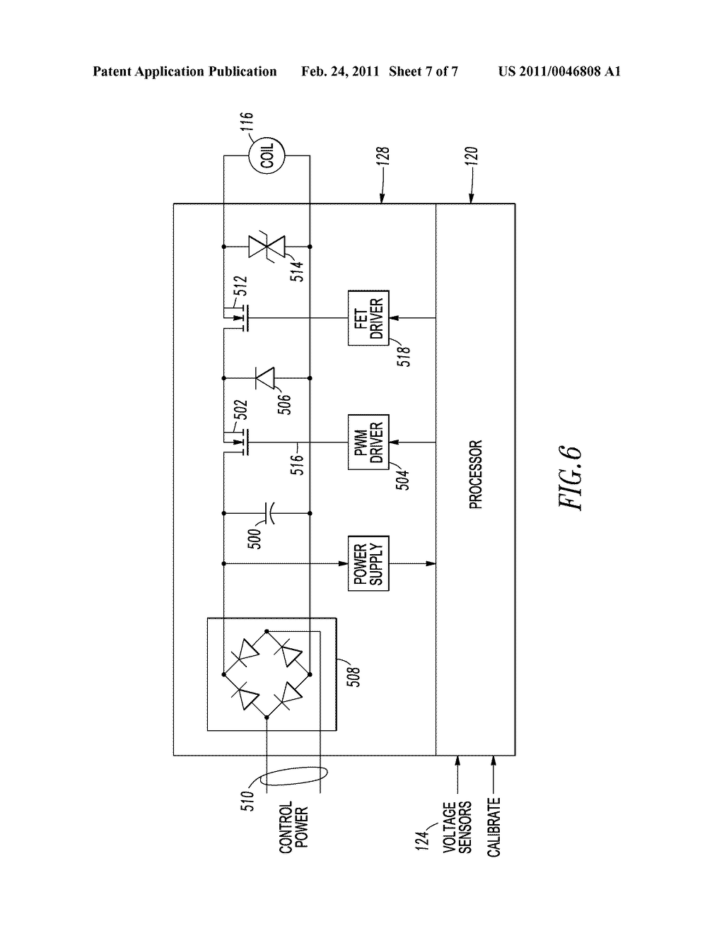 CONTROLLER AND SYSTEM INCLUDING A CONTROLLER FOR DETECTING A FAILURE THEREOF - diagram, schematic, and image 08