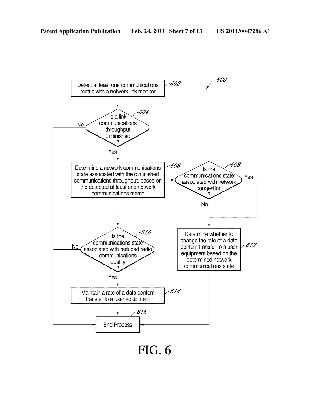 SYSTEMS AND METHODS FOR ENHANCED DATA DELIVERY BASED ON REAL TIME ANALYSIS OF NETWORK COMMUNICATIONS QUALITY AND TRAFFIC - diagram, schematic, and image 08