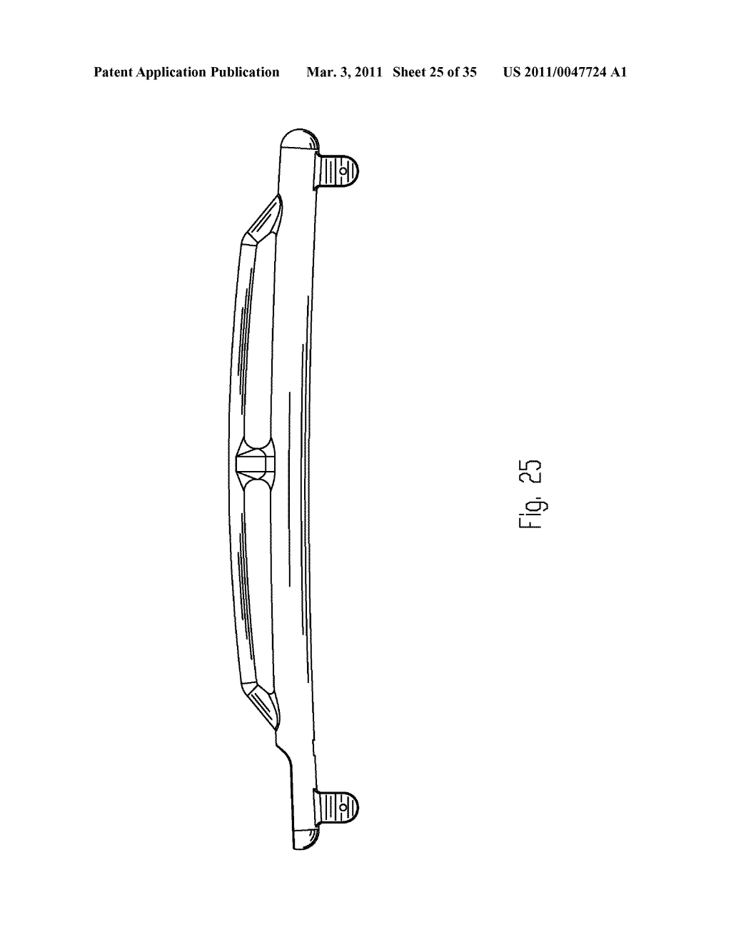 GANGWAY HANDRAIL AND METHOD FOR MANUFACTURING THE SAME - diagram, schematic, and image 26