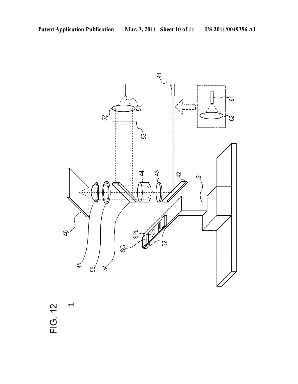 FLUORESCENCE IMAGE PRODUCING METHOD, FLUORESCENCE IMAGE PRODUCING APPARATUS, AND FLUORESCENCE IMAGE PRODUCING PROGRAM - diagram, schematic, and image 11