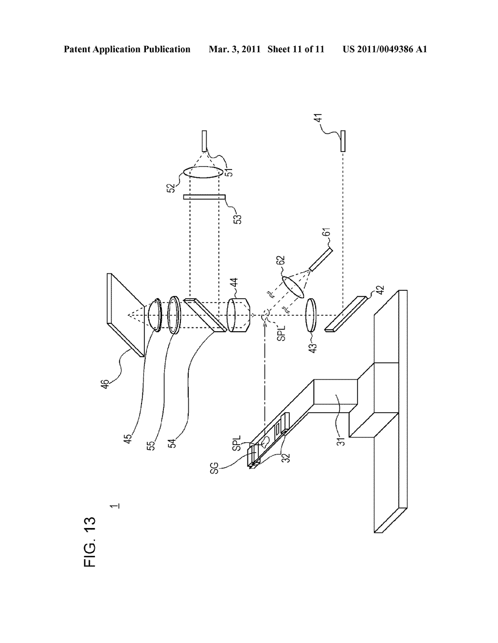 FLUORESCENCE IMAGE PRODUCING METHOD, FLUORESCENCE IMAGE PRODUCING APPARATUS, AND FLUORESCENCE IMAGE PRODUCING PROGRAM - diagram, schematic, and image 12