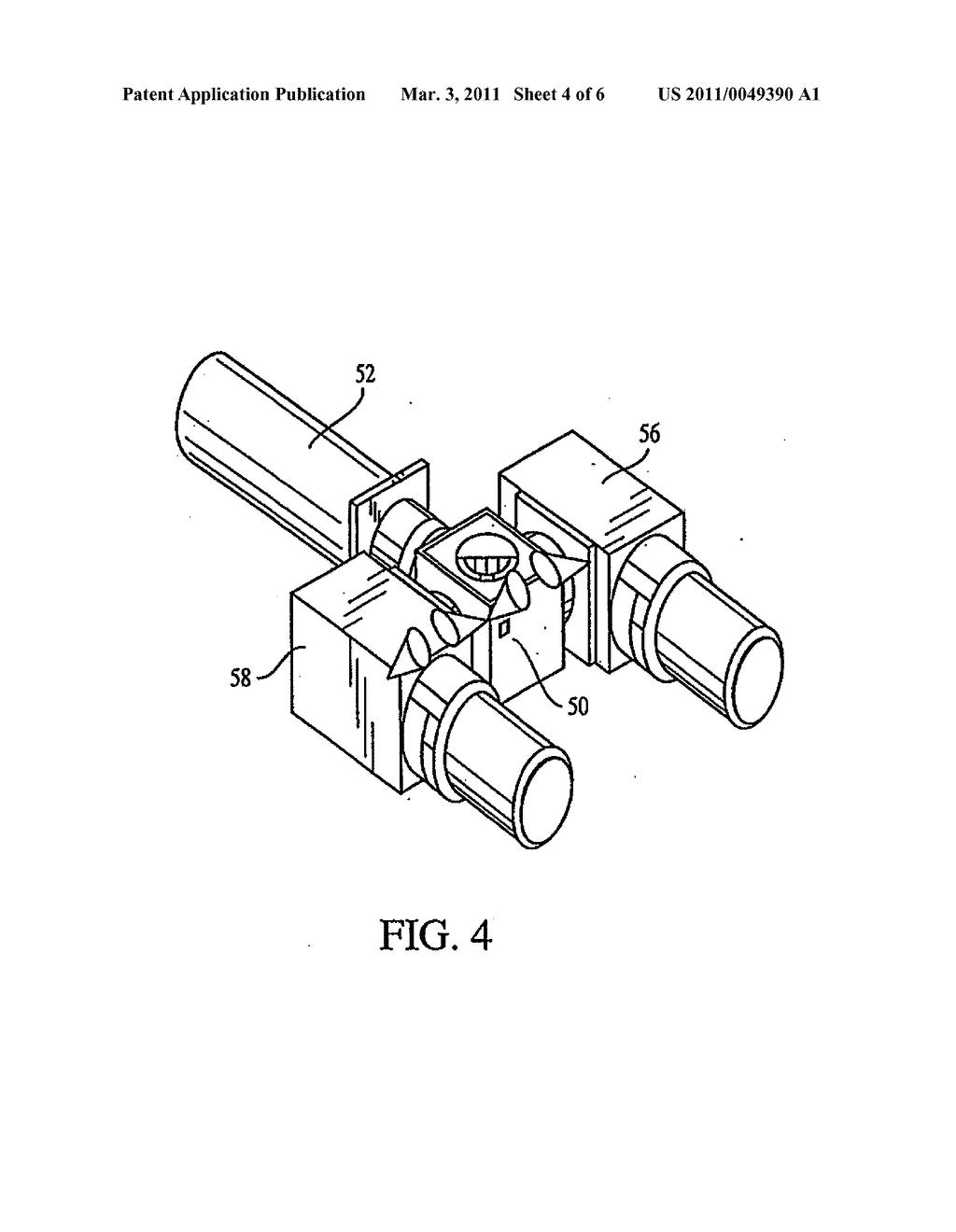 Method and Apparatus for Detection of Bioaerosols - diagram, schematic, and image 05