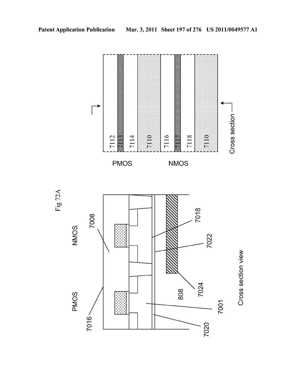 SYSTEM COMPRISING A SEMICONDUCTOR DEVICE AND STRUCTURE - diagram, schematic, and image 198