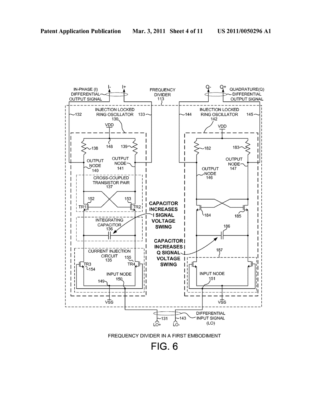 Divide By Two Injection Locked Ring Oscillator Circuit Diagram Basic Schematic And Image 05