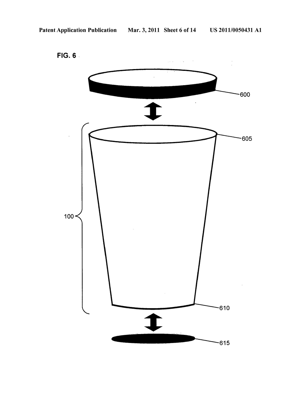 Beverage containers with detection capability - diagram, schematic, and image 07