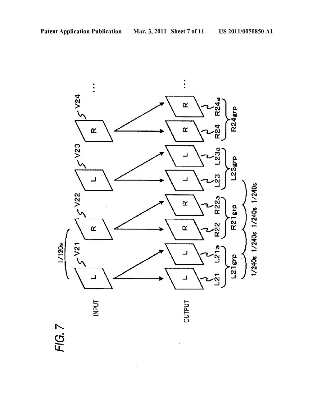 VIDEO COMBINING DEVICE, VIDEO DISPLAY APPARATUS, AND VIDEO COMBINING METHOD - diagram, schematic, and image 08