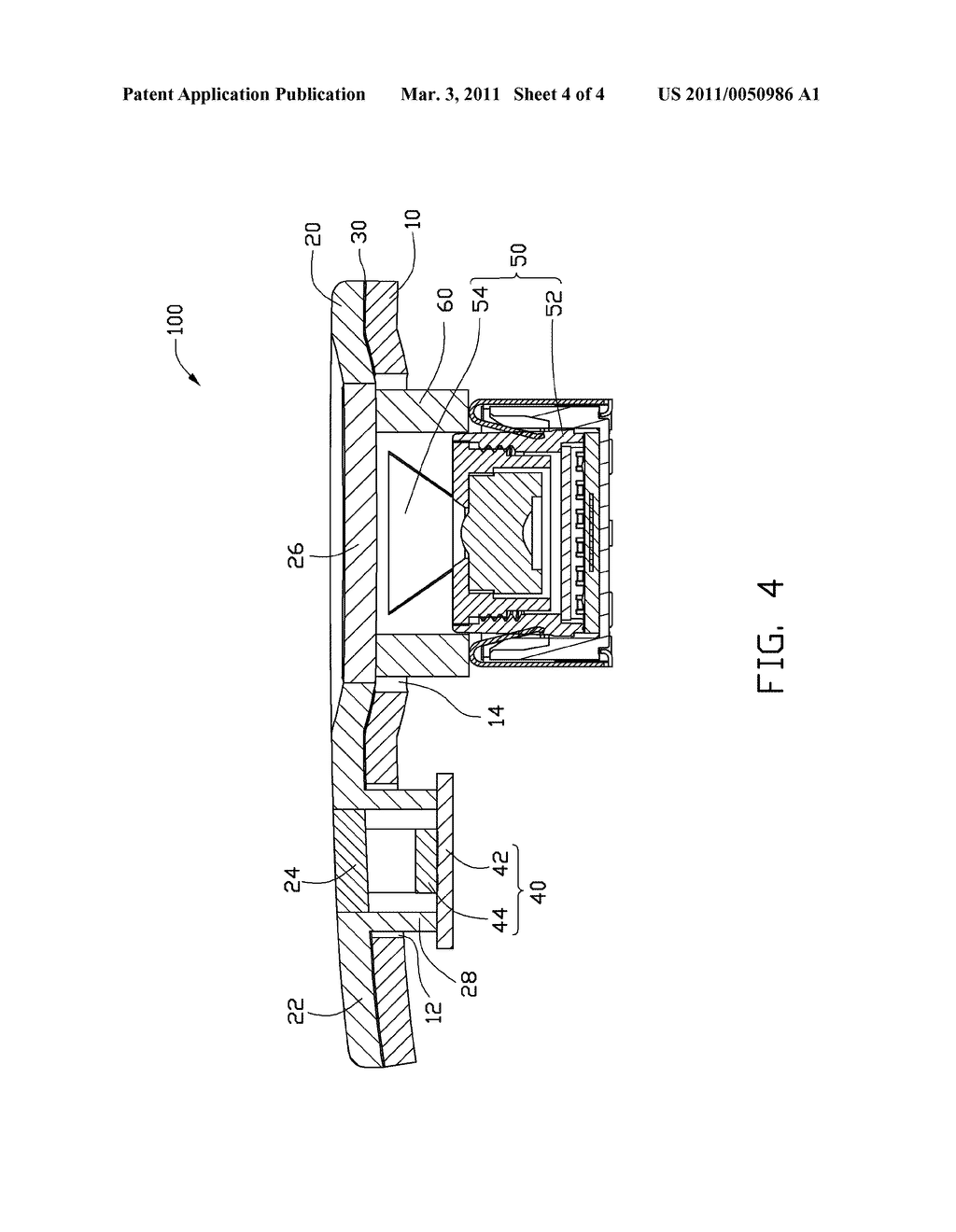 WINDOW FOR PORTABLE ELECTRONIC DEVICE - diagram, schematic, and image 05
