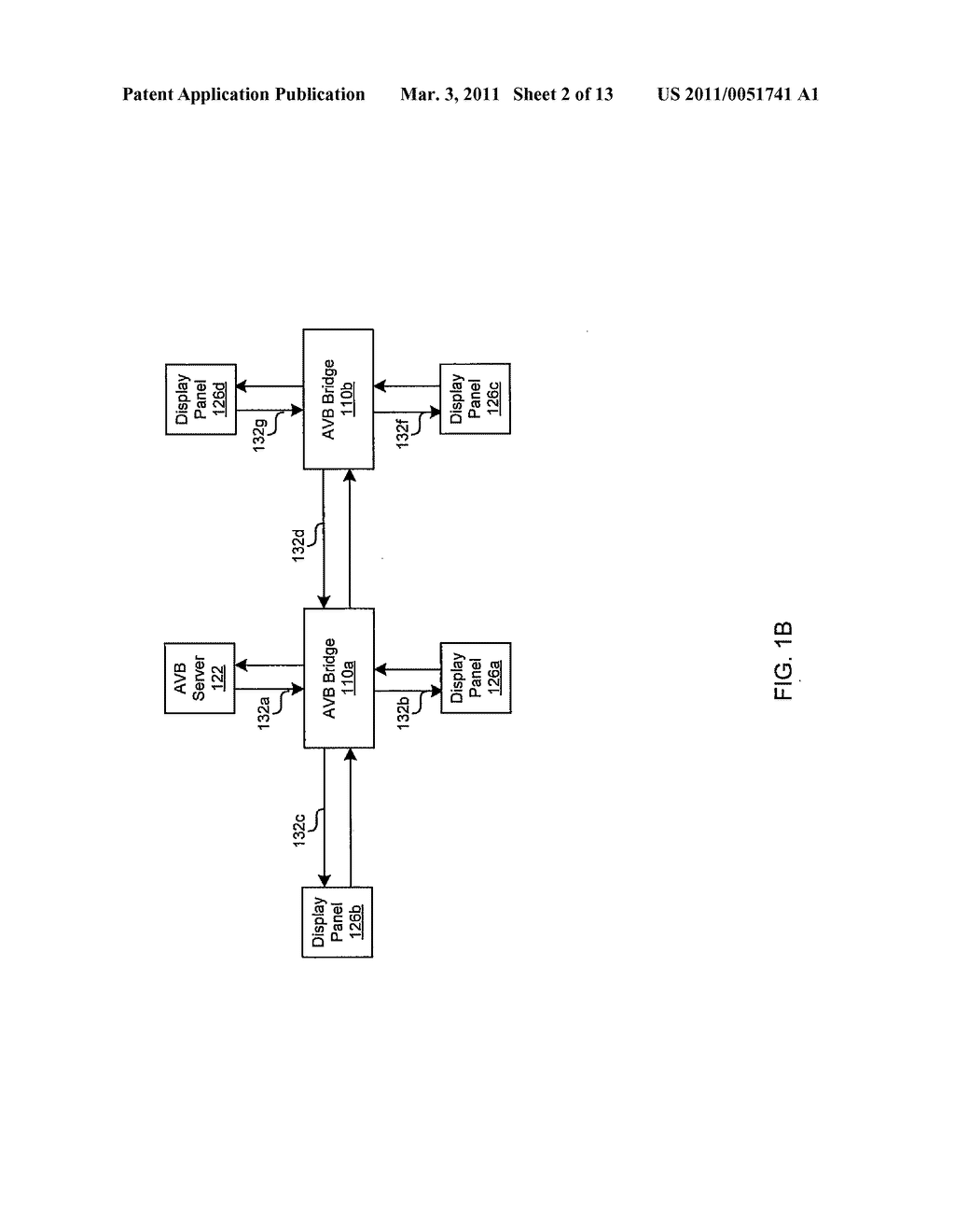 METHOD AND SYSTEM FOR AN ASYMMETRIC PHY OPERATION FOR ETHERNET A/V BRIDGING AND ETHERNET A/V BRIDGING EXTENSIONS - diagram, schematic, and image 03