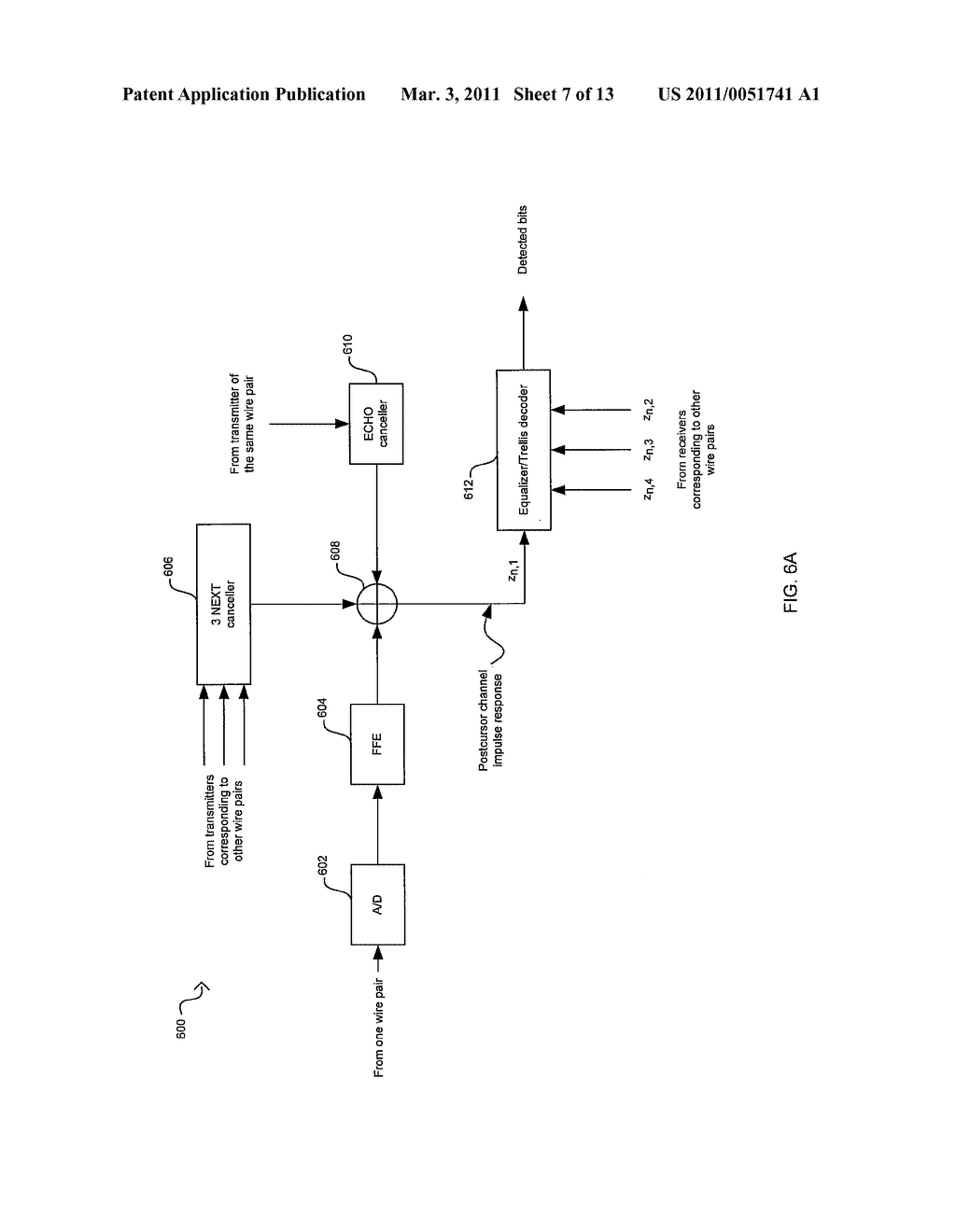 METHOD AND SYSTEM FOR AN ASYMMETRIC PHY OPERATION FOR ETHERNET A/V BRIDGING AND ETHERNET A/V BRIDGING EXTENSIONS - diagram, schematic, and image 08