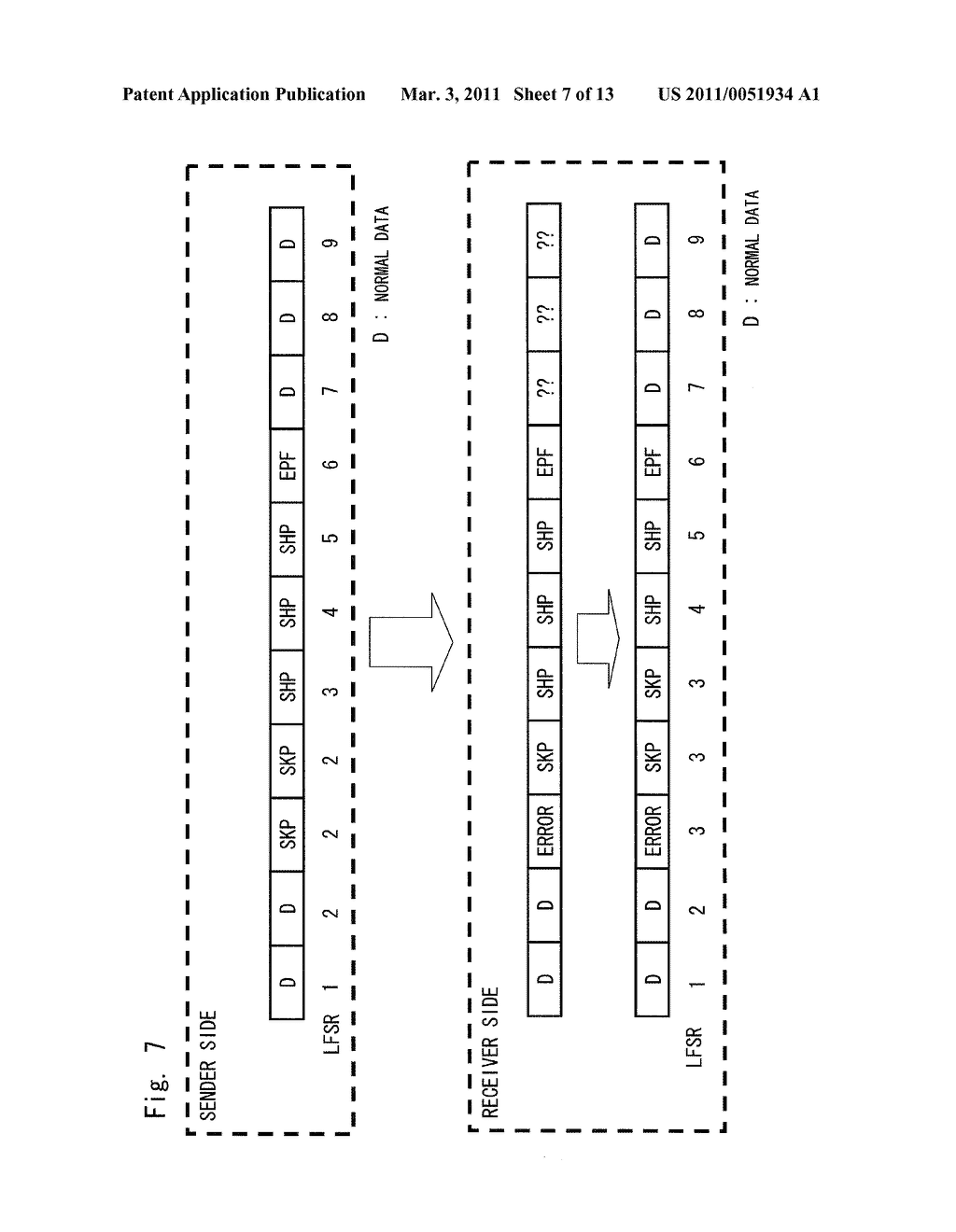 DATA RECEIVING DEVICE, DATA RECEIVING METHOD AND PROGRAM - diagram, schematic, and image 08