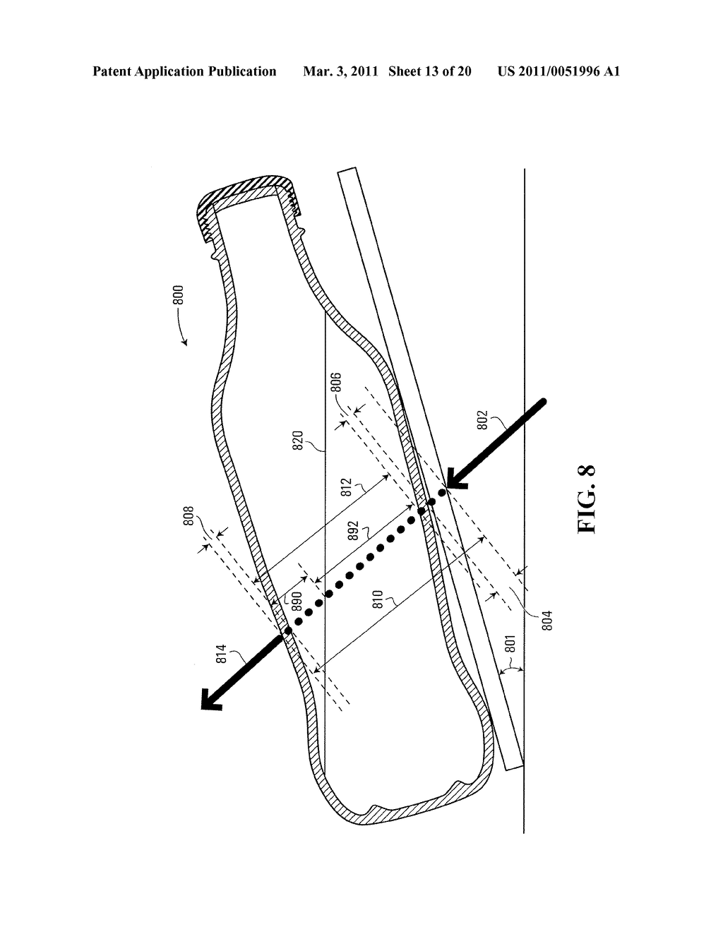 METHOD AND SYSTEM FOR PERFORMING X-RAY INSPECTION OF A PRODUCT AT A SECURITY CHECKPOINT USING SIMULATION - diagram, schematic, and image 14