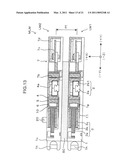 MULTI-SHAFT LINEAR MOTOR AND COMPONENT TRANSFER APPARATUS diagram and image
