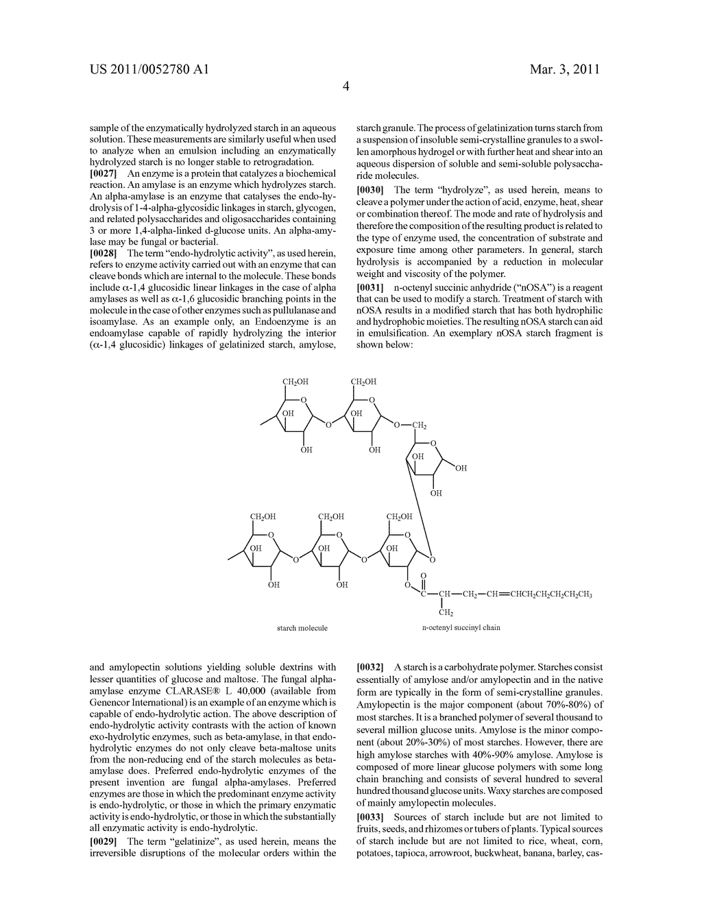 PREPARATION OF ENZYMATICALLY HYDROLYZED STARCH - diagram, schematic, and image 06