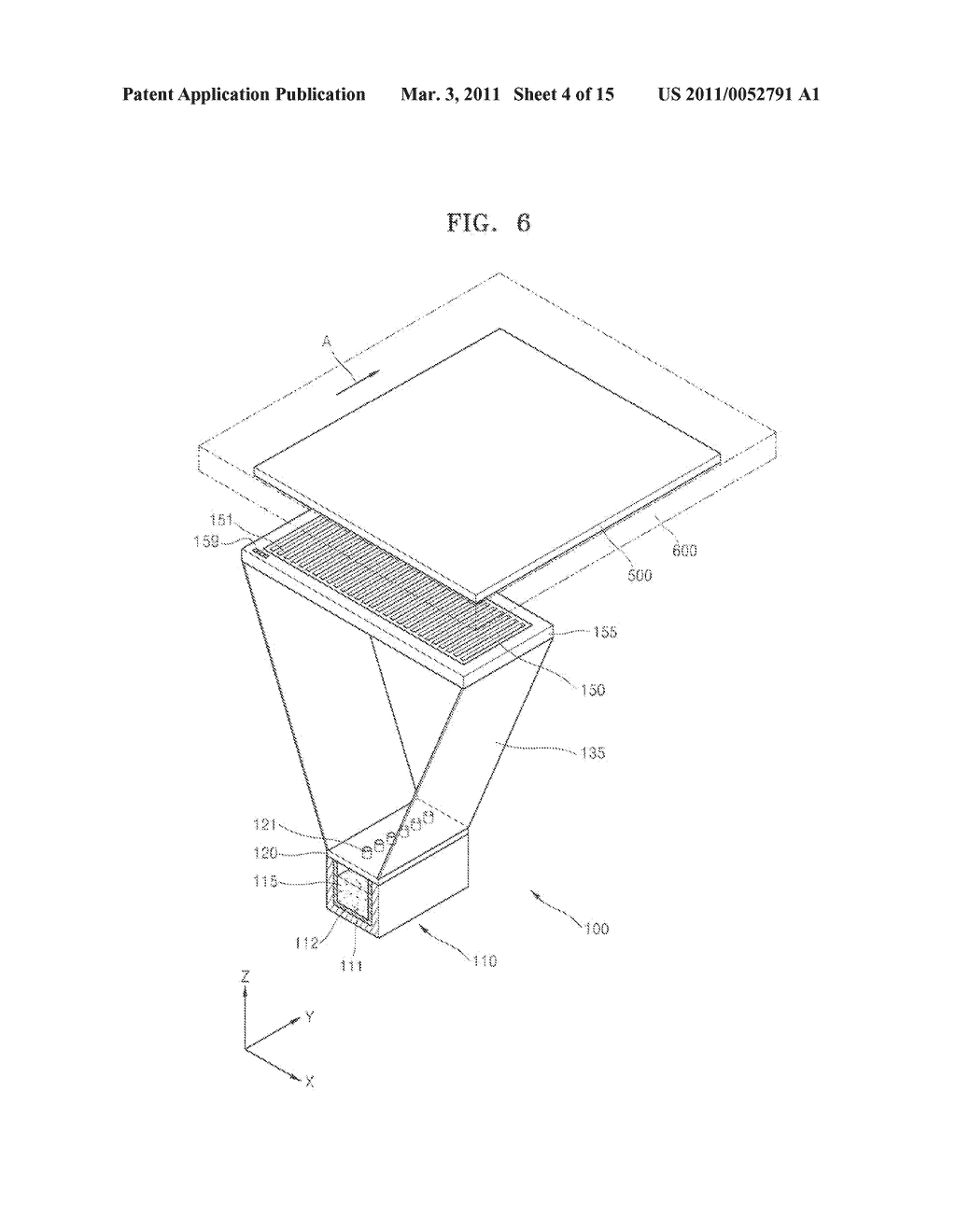 THIN FILM DEPOSITION APPARATUS AND METHOD OF MANUFACTURING ORGANIC LIGHT-EMITTING DISPLAY APPARATUS USING THE SAME - diagram, schematic, and image 05