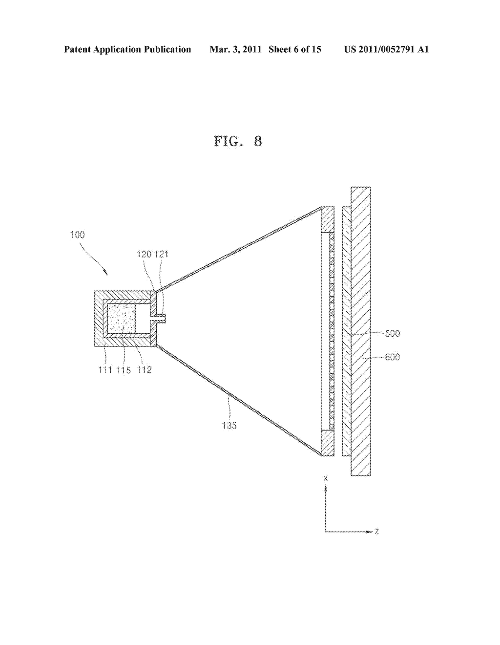THIN FILM DEPOSITION APPARATUS AND METHOD OF MANUFACTURING ORGANIC LIGHT-EMITTING DISPLAY APPARATUS USING THE SAME - diagram, schematic, and image 07