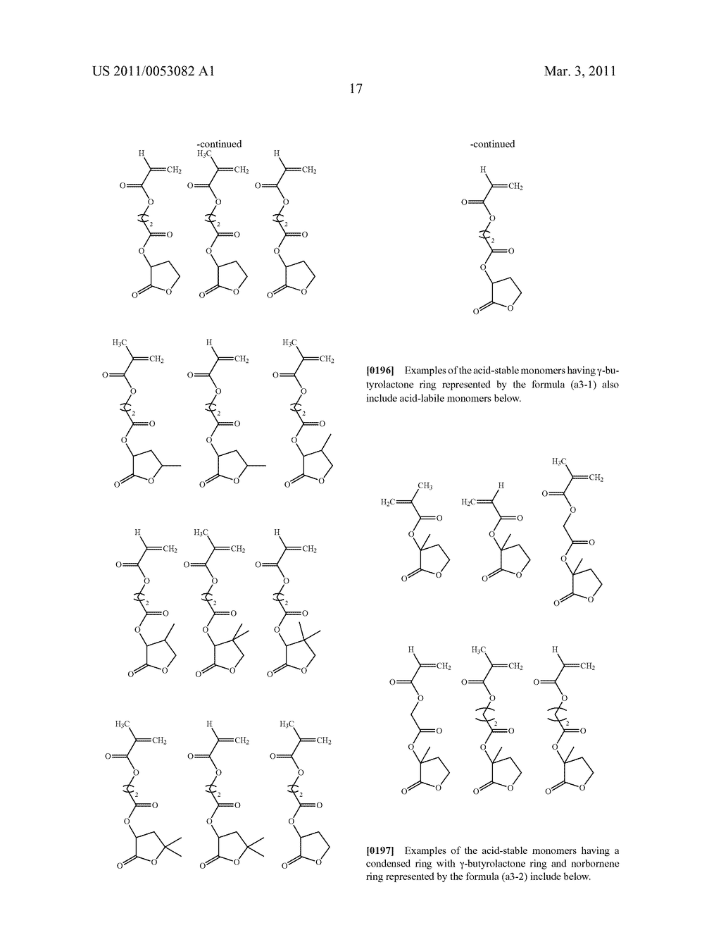 RESIN, RESIST COMPOSITION AND METHOD FOR PRODUCING RESIST PATTERN - diagram, schematic, and image 18