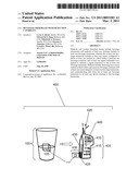Beverage Immersate with detection capability diagram and image