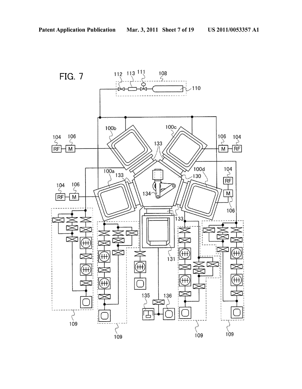 PLASMA CVD APPARATUS, METHOD FOR FORMING MICROCRYSTALLINE SEMICONDUCTOR FILM AND METHOD FOR MANUFACTURING SEMICONDUCTOR DEVICE - diagram, schematic, and image 08
