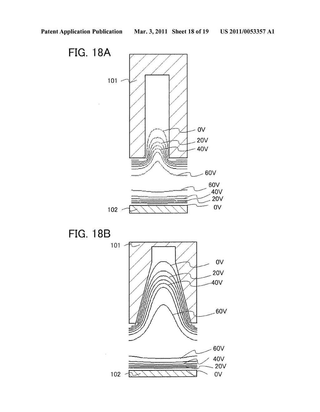PLASMA CVD APPARATUS, METHOD FOR FORMING MICROCRYSTALLINE SEMICONDUCTOR FILM AND METHOD FOR MANUFACTURING SEMICONDUCTOR DEVICE - diagram, schematic, and image 19