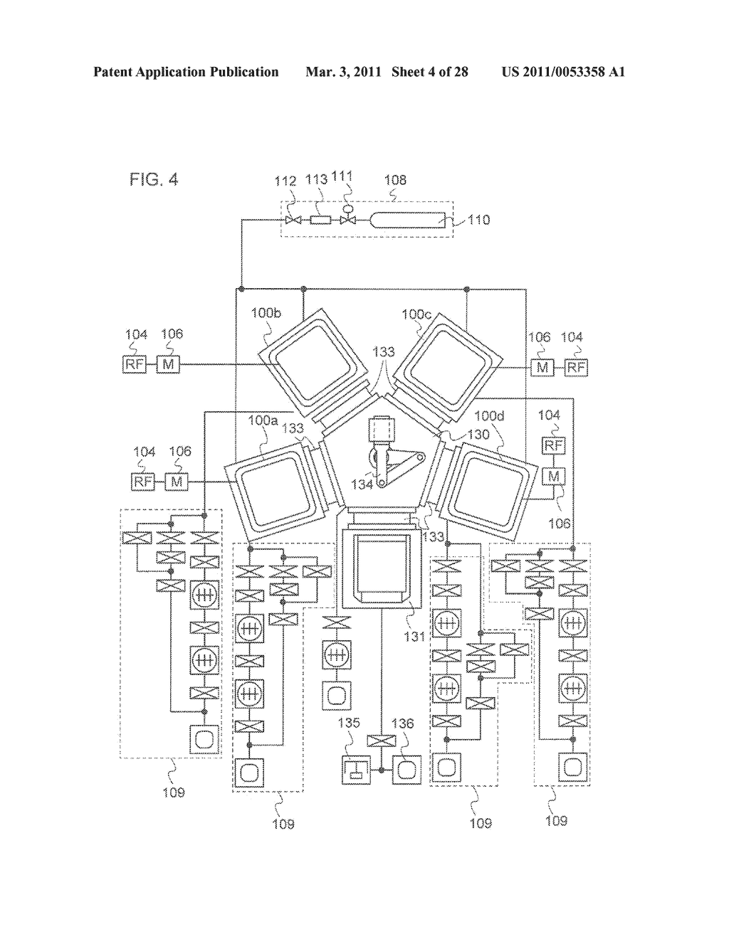 METHOD FOR MANUFACTURING MICROCRYSTALLINE SEMICONDUCTOR FILM AND METHOD FOR MANUFACTURING SEMICONDUCTOR DEVICE - diagram, schematic, and image 05