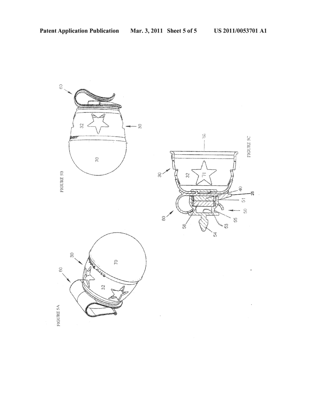 GOLF BALL RETRIEVAL ADAPTER - diagram, schematic, and image 06