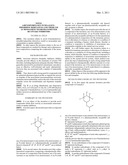 NOVEL 4-BENZHYDRYLOXY-TETRAALKYL-PIPERIDINE DERIVATIVES AND THEIR USE AS MONOAMINE NEUROTRANSMITTER RE-UPTAKE INHIBITORS diagram and image