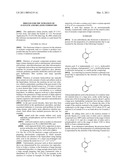 PROCESS FOR THE NITRATION OF O-XYLENE AND RELATED COMPOUNDS diagram and image